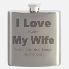 Cool My wife Flask
