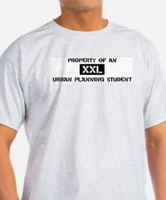 Property of: Urban Planning S T-Shirt