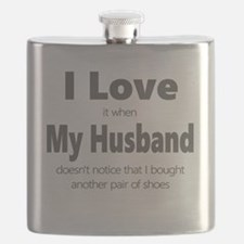 Unique My wife Flask
