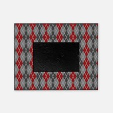 Ashes and Embers Argyle Picture Frame