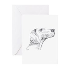 """Adored"" Greeting Cards (Pk of 10)"