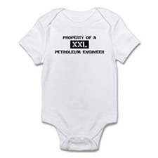Property of: Petroleum Engine Infant Bodysuit