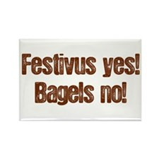 Festivus Yes Rectangle Magnet (10 pack)