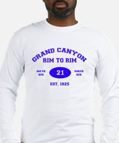 grandcanyon rimtorim Long Sleeve T-Shirt
