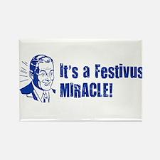 FESTIVUS™ Miracle Rectangle Magnet
