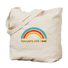 Lawyers Are Cool Tote Bag