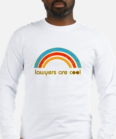 Lawyers Are Cool Long Sleeve T-Shirt