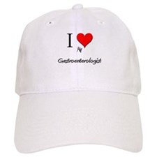 I Love My Gastroenterologist Baseball Cap