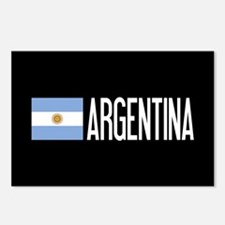 Argentina: Argentinian Fl Postcards (Package of 8)