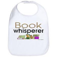 Book Whisperer Bib