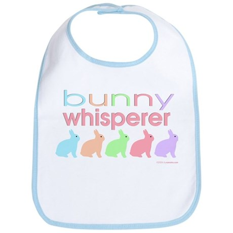Bunny Whisperer Bib
