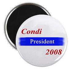 Condi for President-1 Magnet