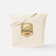 Oktoberfest vintage color Tote Bag
