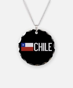 Chile: Chilean Flag & Chile Necklace