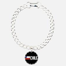 Chile: Chilean Flag & Ch Bracelet