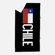 Chile: Chilean Flag & Chile Beach Towel