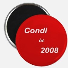 Condi for President-2 Magnet