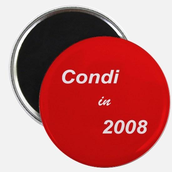 Condi for President-2 Magnet