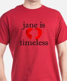 Jane is Timeless - Silhouette T-Shirt