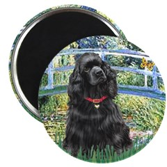 Bridge / Black Cocker Spaniel 2.25