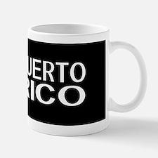 Puerto Rico: Puerto Rican Flag & Puerto Mug