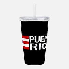 Puerto Rico: Puerto Ri Acrylic Double-wall Tumbler