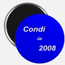 Condi for President-3 Magnet