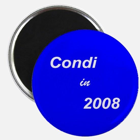 Condi for President-3 Magnet