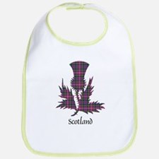 Thistle - Scotland Bib