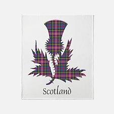 Thistle - Scotland Throw Blanket