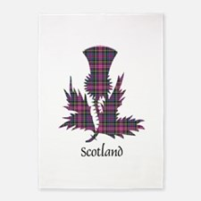 Thistle - Scotland 5'x7'Area Rug