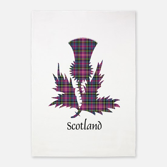 Thistle - Scotland 5'x7'Area Rug