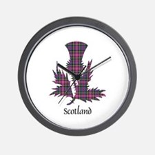 Thistle - Scotland Wall Clock