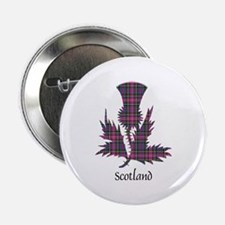 """Thistle - Scotland 2.25"""" Button"""