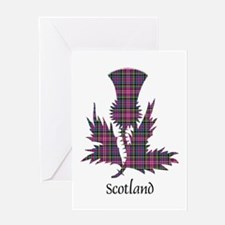 Thistle - Scotland Greeting Card