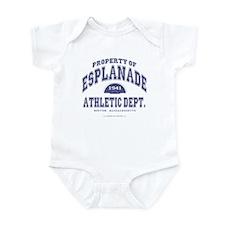 Esplanade Infant Bodysuit