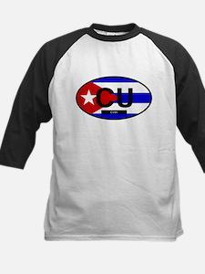 Cuba Full Flag Tee