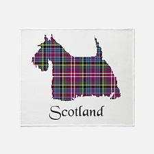 Terrier - Scotland Throw Blanket