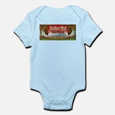 Butter Nut - Vintage Coffee Label Body Suit