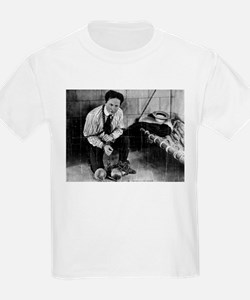 Harry Houdini About to Escape from Prison T-Shirt