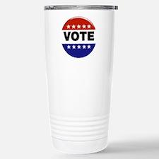 Elections-Vote-Button.p Travel Mug