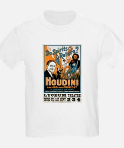 Do Spirits Return? - Vintage Poster T-Shirt