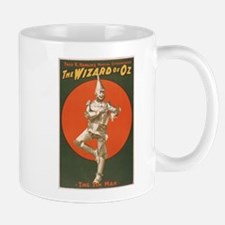 The Wizard of Oz Musical Theatre Poster Mugs