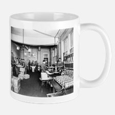 Olive Oil Company in Pompeii - Vintage Photo Mugs