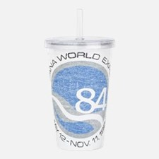 1984 Worlds Fair Acrylic Double-wall Tumbler