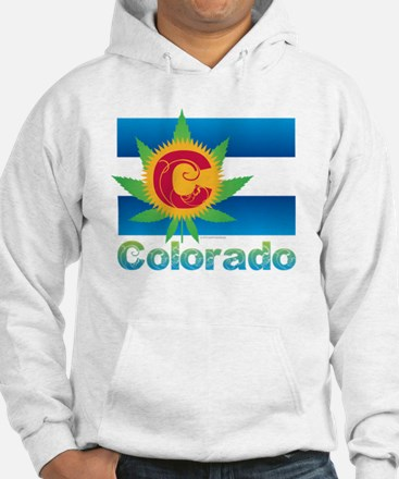 Unique Colorado flag Jumper Hoody