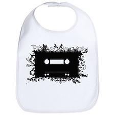 Casette Tape Bib
