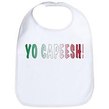 Yo Capeesh Bib
