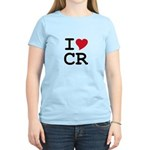 Costa Rica Heart Women's Light T-Shirt