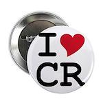 Costa Rica Heart 2.25